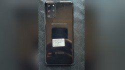 Samsung Galaxy S20+ 5G Live Images Hit The Web