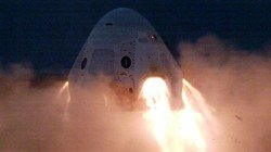 SpaceX Crew Dragon Critical In-Flight Abort System Test On January 18
