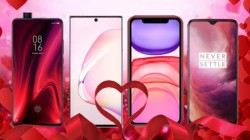 Gift Your Loved One Any Of These Premium Red Color Smartphones This Valentines Day