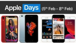 Flipkart Apple Days Sale: Offers On iPhone 11, iPhone XS, iPhone 8 And More