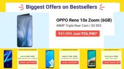 Bestselling Smartphones Available at Irresistible Discounts On Flipkart Mobile Bonanza Sale