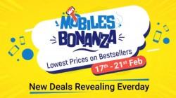 Buy Your Favorite Smartphone On Discount During Flipkart Mobile Bonanza Sale