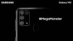 Samsung Galaxy M31: The MegaMonster Phone With 64MP Quad Camera, 6000mAH Battery And sAMOLED Display