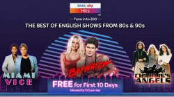 Tata Sky Hits To Take You Down The Memory Lane With 80s TV