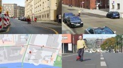 Man Fools Google Maps By Creating Virtual Traffic Jam On Empty Street