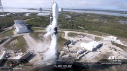 SpaceX Falcon 9 Rocket Ferries Another Batch Of Starlink Satellites, Crashes On Return