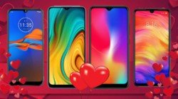 Budget Smartphones Under Rs. 7,000 That You Can Buy As Valentines Day Gifts