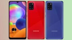 Samsung Galaxy A31 With Quad Rear Cameras, 5000mAh Battery Announced
