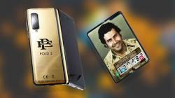 Video: Escobar Fold 2 Teardown Reveals Galaxy Fold 2 Under Golden Skin