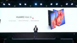 Huawei Teases Mate Xs Foldable Phone Launch In India