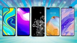 Last Week Most Trending Smartphones: Huawei P40 Pro, Redmi Note 9S, Galaxy M51 And More