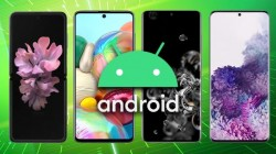 List Of Samsung Smartphones With Android 10 OS Right Now