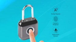 Portronics Launches Biolock Portable Smart Biometric Padlock In India