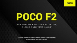 Poco F2 Existence Hinted By Official Teaser