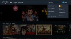 Amazon Prime Video Introduces Netflix-Style User Profiles