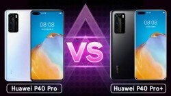 Huawei P40 Pro Vs Huawei P40 Pro+ Specifications Comparison