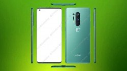 OnePlus 8 Pro Full Renders Leaked; New Green Shade Tipped