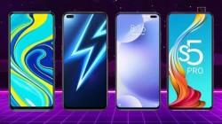 Best Android 10 OS Smartphones With Fingerprint Scanner Under Rs 20,000