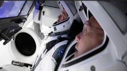 NASA, SpaceX First Manned Mission To ISS Scheduled For May 27