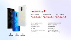 Nubia Play With Snapdragon 765G, Quad-Rear Cameras launched: Price And Specs