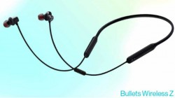 OnePlus Bullets Wireless Z To Cost Rs. 1,999 In India