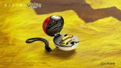 Razer Pokémon Pikachu Wireless Earbuds With Pokeball-Shaped Charging Goes Live
