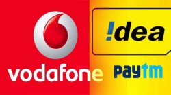 Vodafone-Idea Join Hands With Paytm To Launch New Prepaid Facility For Vendors