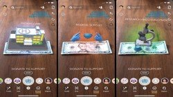 Snapchat Launches New AR Donation To Combat COVID-19