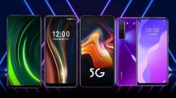These Upcoming 5G Smartphones Are Likely To Be Priced Under Rs. 30,000