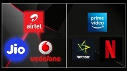 How To Get Free Amazon Prime, Zee5, Disney+ Hotstar, And Netflix From Jio, Airtel, And Vodafone
