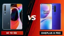 Xiaomi Mi 10 5G Vs OnePlus 8 Pro: Specifications, Features And Prices Compared