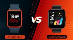 Amazfit Bip S Vs Realme Watch: Which Smartwatch Will You Choose?