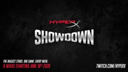 HyperX Showdown -- A New Online Gaming Series And Events Announced