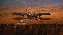 NASA InSight Lander Succeeds In Pushing Mole Into Martian Soil