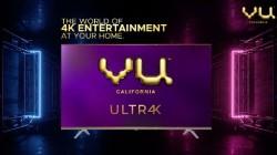 Vu Ultra 4K TV Range Introduces Four New TVs For Indian Market