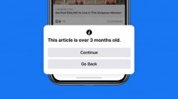 Sharing Outdated COVID-19 Articles Might Put You On Facebook's Radar