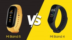 Xiaomi Mi Band 5 Vs Mi Band 4: What's Different