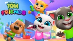 My Talking Tom Friends: A Game Tailor-Made For Small Children