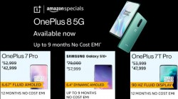 Amazon EMI Offers With No Interest Cost On Smartphones
