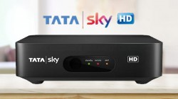 Now Get Tata Sky +HD Set-Top Box At Rs. 4,999