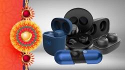 Raksha Bandhan Gift Ideas: Best True Wireless Headset Under Rs. 5,000