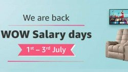 Amazon WoW Salary Days Sale: Grab Attractive Deals and Discounts