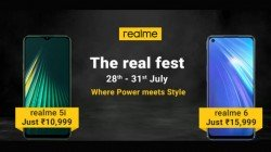 Flipkart Realme Fest: Discount Offers On Realme Smartphones