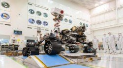 NASA Perseverance Rover Set To Liftoff On July 30; All Equipment Begin Boarding