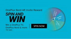 OnePlus Nord Launch AR Invite Gifts Are Here; You Might Win The Nord As Well