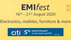 Amazon EMI Fest Offers On Smartphones, Laptops, Smart TVs, Speakers And More