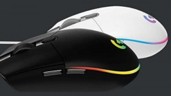 Logitech G102 LIGHTSYNC Gaming Mouse Launched For Rs. 1,995
