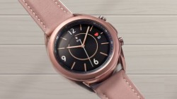 Samsung Launches Galaxy Watch 3 With Ip68 Water Resistance And Gps