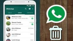 WhatsApp To Let You Manage Storage Space With New Tools