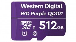 WD Purple SC QD101 Ultra Endurance MicroSD Launched For Security Solutions